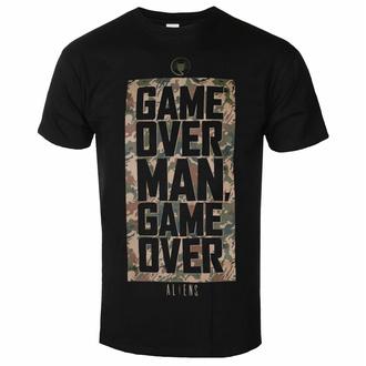 t-shirt pour homme Aliens - Game Over, NNM, Alien - Le 8ème passager