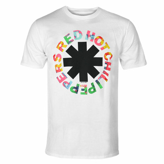 t-shirt pour homme Red Hot Chili Peppers - Multicolore - blanc, NNM, Red Hot Chili Peppers