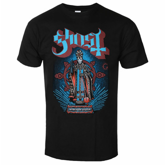 t-shirt pour homme Ghost - We have Papam BL - ROCK OFF, ROCK OFF, Ghost