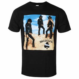 t-shirt pour homme Motörhead - Ace Of Spades - Tracklist BL - ROCK OFF, ROCK OFF, Motörhead