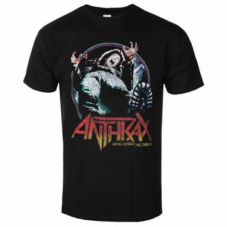 t-shirt pour homme Anthrax - Spreading Vignette BL - ROCK OFF, ROCK OFF, Anthrax