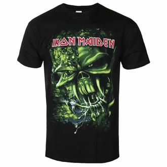 t-shirt pour homme Iron Maiden - Final Frontier Vert BL - ROCK OFF, ROCK OFF, Iron Maiden
