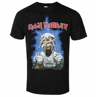 t-shirt pour homme Iron Maiden - World Slavery Tour '84-'85 BL - ROCK OFF, ROCK OFF, Iron Maiden