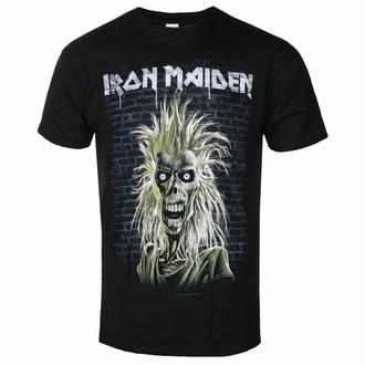 t-shirt pour homme Iron Maiden - Eddie 40th Anniversary BL - ROCK OFF, ROCK OFF, Iron Maiden