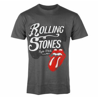 t-shirt pour homme Rolling Stones - Hyde Parck CHAR - ROCK OFF, ROCK OFF, Rolling Stones