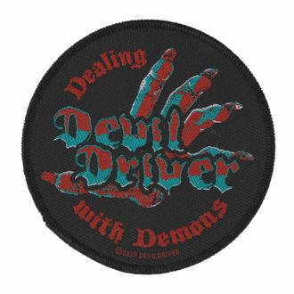 applique Devildriver - Dealing With Demons - ROCK OFF, ROCK OFF, Devildriver