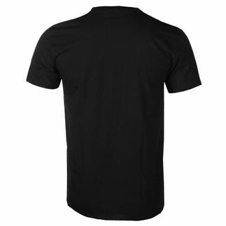 t-shirt pour homme Iron Maiden - Eddie Warrior Circle BL - ROCK OFF, ROCK OFF, Iron Maiden