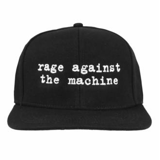 capuche Rage against the machine - Logo Brodé Noir, NNM, Rage against the machine