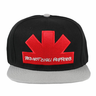 capuche Red Hot Chili Peppers - Asterisk - Noir / Heather, NNM, Red Hot Chili Peppers