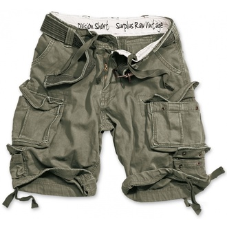 short SURPLUS - DIVISION SHORT - OLIVE, SURPLUS