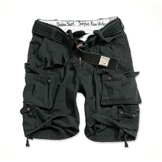 short SURPLUS - DIVISION SHORT - NOIRE, SURPLUS