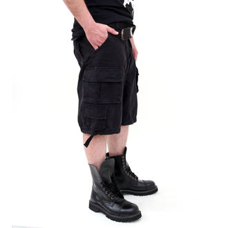 short SURPLUS - DIVISION SHORT - NOIRE - 07-5598-63