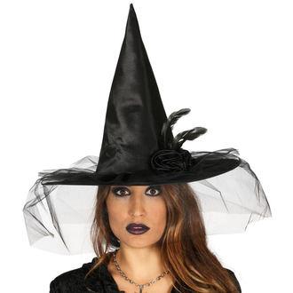 Chapeau de sorcière Halloween FLEUR