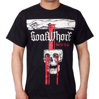 tee-shirt métal pour hommes Goatwhore - Blood for the Master - INDIEMERCH, INDIEMERCH, Goatwhore