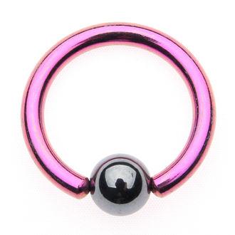 bijou piercing - Metallic Purple - 5mm