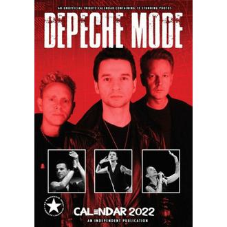 Calendrier 2022 - DEPECHE MODE, NNM, Depeche Mode