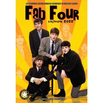 Calendrier 2022 - THE BEATLES, NNM, Beatles