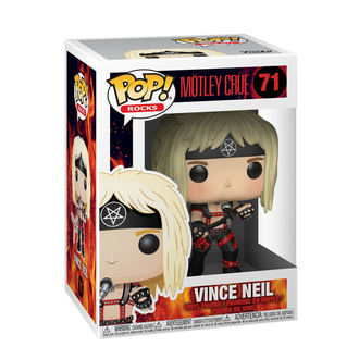 Figurine Mötley Crüe - POP! - Des roches - Vince Neil, POP, Mötley Crüe