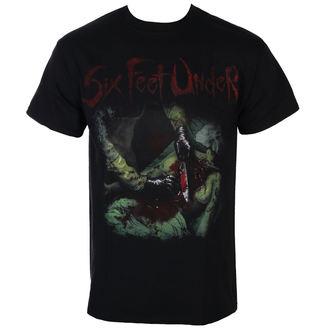 tee-shirt métal pour hommes Six Feet Under - Sacrificial Kill - ART WORX, ART WORX, Six Feet Under