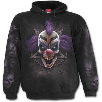 sweat-shirt avec capuche pour hommes - MADCAP - SPIRAL, SPIRAL