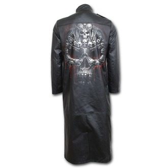Manteau hommes SPIRAL - DEATH BONES - gothique, SPIRAL