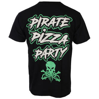 tee-shirt métal pour hommes Alestorm - Pirate Pizza Party - ART WORX, ART WORX, Alestorm