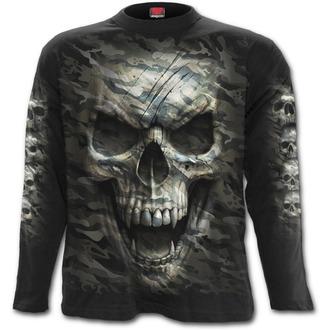 t-shirt pour hommes - CAMO-SKULL - SPIRAL, SPIRAL