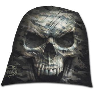 Bonnet SPIRAL - CAMO-SKULL - Noir, SPIRAL