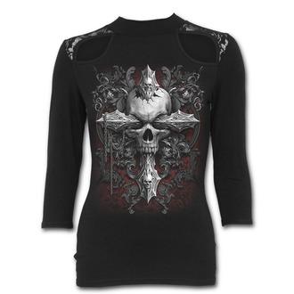 t-shirt pour femmes - CROSS OF DARKNESS - SPIRAL, SPIRAL