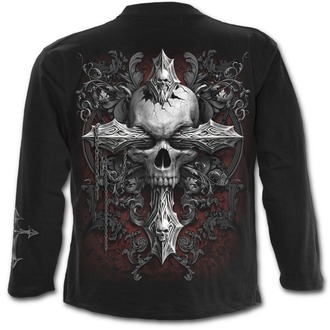 t-shirt pour hommes - CROSS OF DARKNESS - SPIRAL, SPIRAL