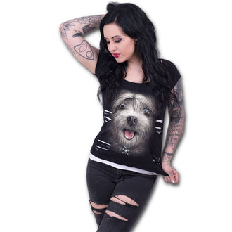 T-shirt femmes SPIRAL - MISTY EYES, SPIRAL