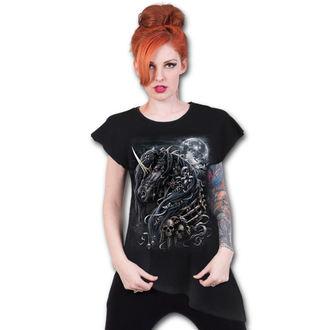 t-shirt pour femmes - DARK UNICORN - SPIRAL, SPIRAL