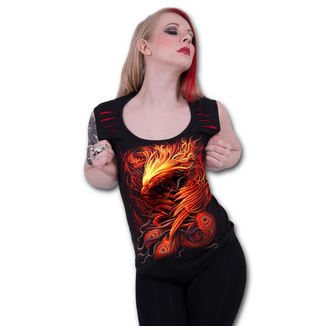 Débardeur femmes SPIRAL - PHOENIX ARISEN - rouge - T145G082 PHOENIX ARISEN - rouge, SPIRAL
