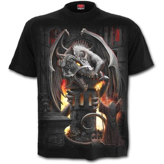 t-shirt pour hommes - KEEPER OF THE FORTRESS - SPIRAL, SPIRAL