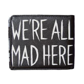 Portefeuille AKUMU INK - We're All Mad Here, Akumu Ink