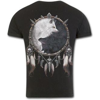 t-shirt pour hommes - WOLF CHI - SPIRAL, SPIRAL