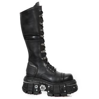 bottes en cuir pour femmes - NEW ROCK, NEW ROCK