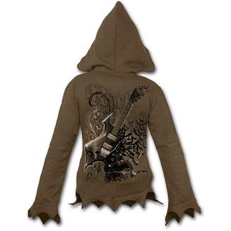 sweat-shirt avec capuche pour femmes - NIGHT RIFFS - SPIRAL, SPIRAL