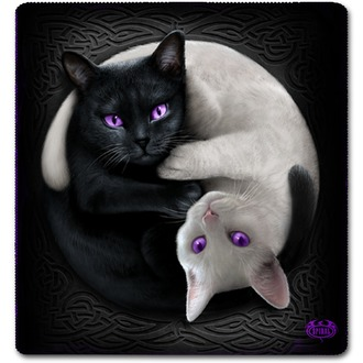 Couverture SPIRAL - YIN YANG CATS, SPIRAL
