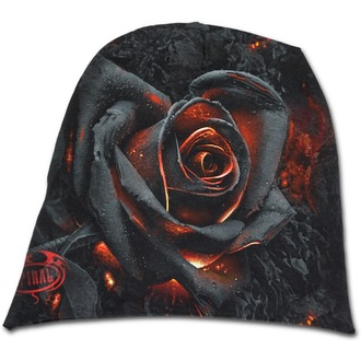 Bonnet SPIRAL - BURNT ROSE - Noir, SPIRAL