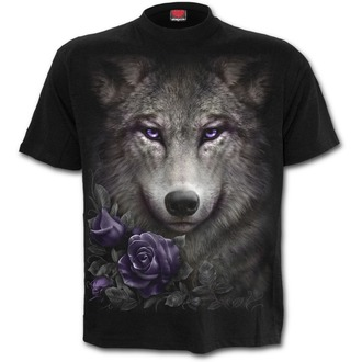 t-shirt pour hommes - WOLF ROSES - SPIRAL, SPIRAL