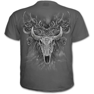 t-shirt pour hommes - HORNED SPIRIT - SPIRAL, SPIRAL