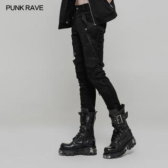 Pantalon pour hommes PUNK RAVE - Nazgul, PUNK RAVE