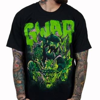 tee-shirt métal pour hommes Gwar - Destroyers - INDIEMERCH, INDIEMERCH, Gwar