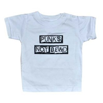 tee-shirt métal enfants - Punk's Not Dead - ROCK DADDY - 16007-008, ROCK DADDY