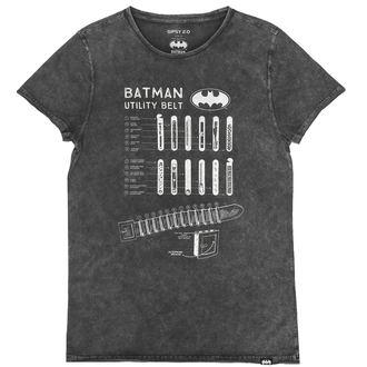 t-shirt de film pour hommes Batman - ANTRACITE -