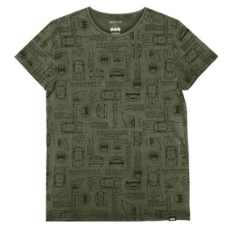 t-shirt de film pour hommes Batman - OLIVE - NNM, NNM, Batman
