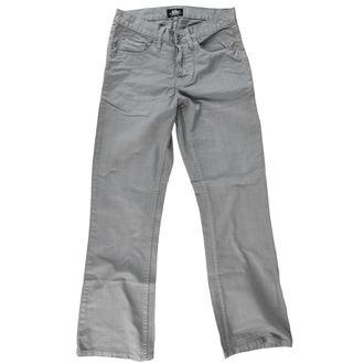 pantalon pour hommes ADIO - VINTAGE FIT GRIS DENIM, ADIO