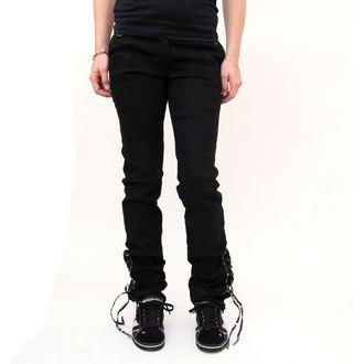 pantalon pour femmes bootcut EMILY THE STRANGE Feeling Étr, EMILY THE STRANGE