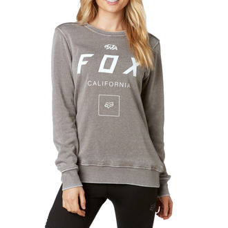 sweat-shirt sans capuche pour femmes - Growled - FOX, FOX
